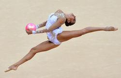 ТОП самых успешных спортсменок России возглавила гимнастка Канаева
