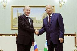 Сегодня президент Узбекистана Каримов прибывает с визитом в Москву