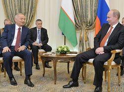 Каримов в Москве: об «особых отношениях» с Путиным и угрозе терроризма