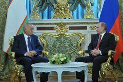 Узбекистан: визит Каримова в Кремль проясняет ситуацию с его преемником
