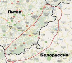 Группа нелегалов с Кавказа задержана за попытку незаконно пересечь границу Беларуси