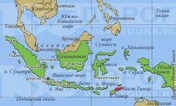 По темпам роста в мировом первенстве Индонезия заняла второе место