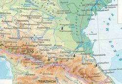 Районы Северного Кавказа, куда не советуют ездить британцам
