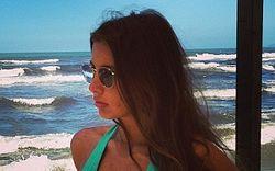 PR и шоу-бизнес: Кэти Топурия из «А-Студио» показала себя на пляже
