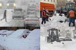 Мазурчак рассказал, куда вывозят снег, и подал в отставку
