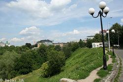 Киевские приднепровские склоны