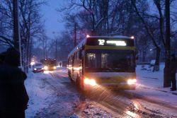 Пробки в Киеве обещают скоро ликвидировать, транспорт будут пускать в понедельник