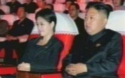 Ким Чен Ын с молодой женой
