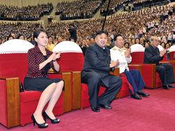 Китай не понял юмора, назвав лидера КНДР Ким Чен Ына секс-символом-2012