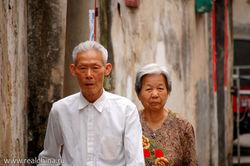 Отныне китайцы по закону обязаны посещать престарелых родственников