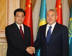 Китай и Казахстан
