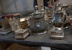 Строители нашли клад, реставрируя особняк Нарышкиных