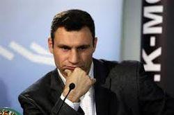Кличко назвал стоимость выхода депутатов из оппозиции