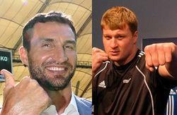 Организаторы боя Кличко-Поветкин привлекли к расчетам Сбербанк