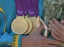 Когда и сколько заплатят украинским призерам Паралимпиады-2012