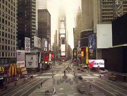 Как опасность конца света возрастает в мегаполисах