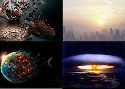 Конец света: «бац и все» или медленная погибель?