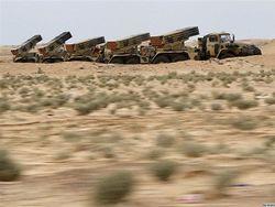 военный конфликт в Ливии