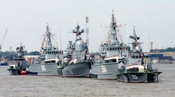 Войска Каспийской флотилии в Дагестане подняты по тревоге