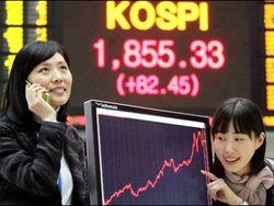 Биржи АТР закрылись в «зеленой» зоне благодаря Японии