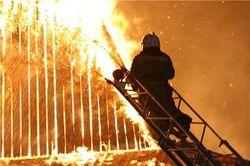 пожар в Кремле