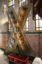 В Петербург привезли крест святыню – крест Андрея Первозванного