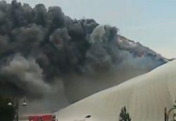 Крупный пожар в Баку локализован, подсчитываются убытки