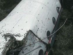 Госкомиссия назвала причину крушения Ан-24 в Донецке 13 февраля с.г.