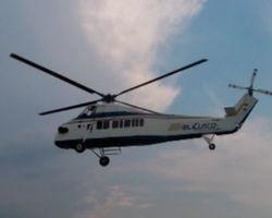 Крушение вертолета АС-350