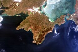 Радио Свобода: Москва послала Януковичу сигнал о принадлежности Крыма