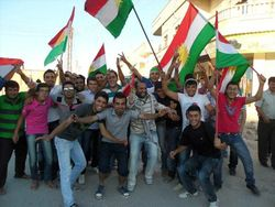 Сирийские курды организуют самооборону от повстанцев