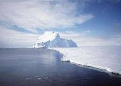 Таяние полярных льдов приведет к… понижению уровня океанов