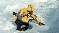 Ученые отчитались о находке мамонта в льдах Якутии