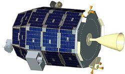 NASA в лунном проекте LADEE применит множество новшеств