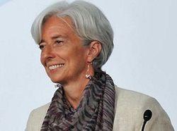 Лагард: Экономика мира начала выходить из рецессии