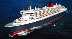 Пассажиров суперлайнера Queen Mary 2 поразил страшный вирус