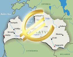 Через год Латвию ждут в еврозоне – Латвия не может решить