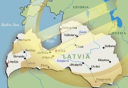 Через 10,5 месяцев Латвия оставит латы и окажется в зоне евро