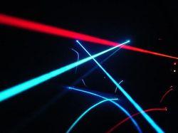 Ученые ужали лазеры до размеров вируса