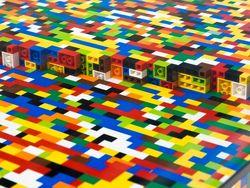 На испытаниях космического Интернета аcтронавты играли в кубики Lego