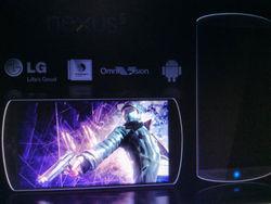 LG позиционирует Nexus 5 как самый мощный смартфон в мире
