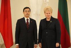 Зачем Литве понадобилось военное партнерство с Китаем?