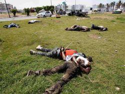 В Ливии расстреливают украинских врачей