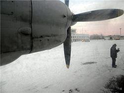 лопасти самолета