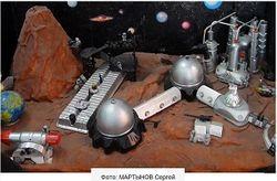 Российский школьник 3 года проектировал американскую базу на Луне