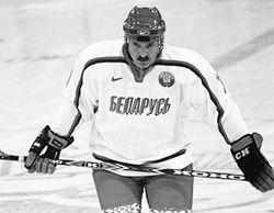 Хоккейную команду Лукашенко на турнире в Сочи уличили в жульничестве