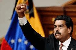 Николас Мадуро любит красиво выступать