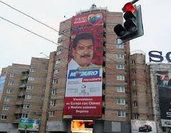 Зачем в Киеве развесили бигборды за венесуэльского кандидата Мадуро