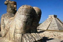Небольшая засуха стала причиной крушения цивилизации майя