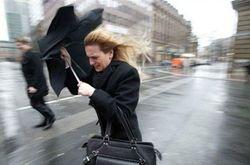 Тульская область: в пятницу объявлено штормовое предупреждение